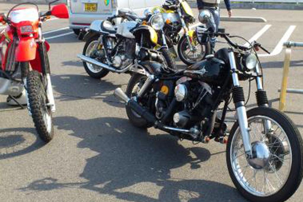 バイク日和kaze