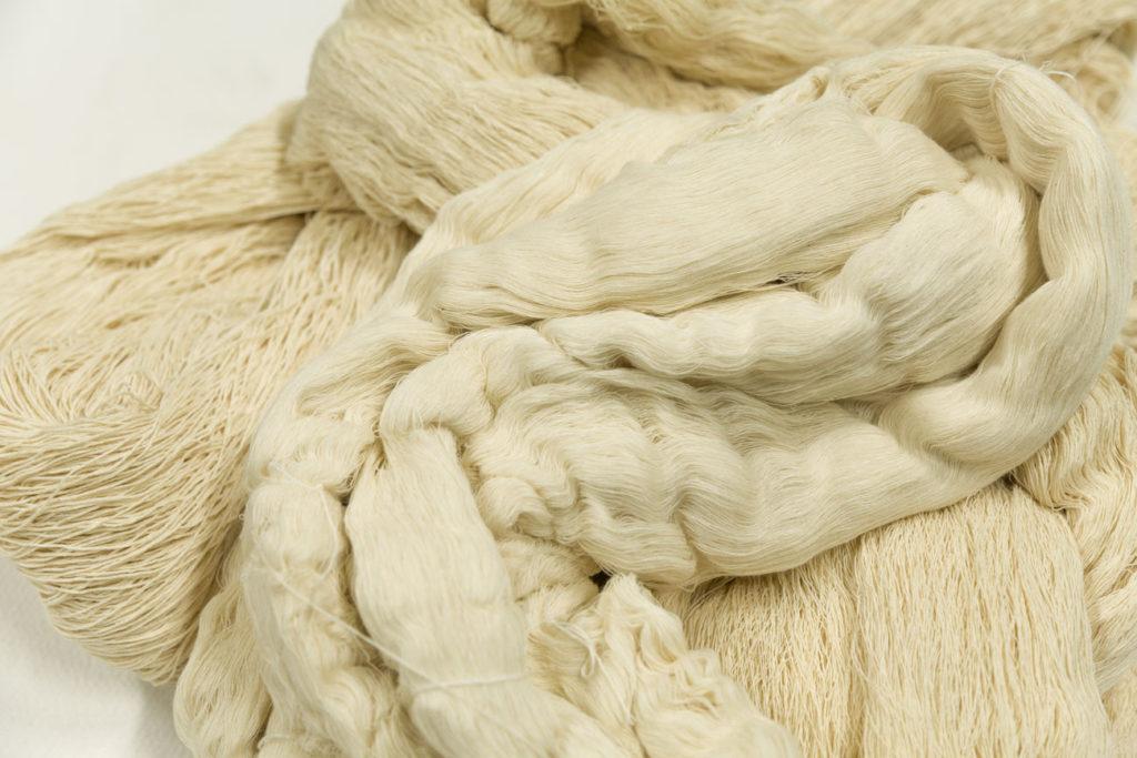 綿糸(加工前)