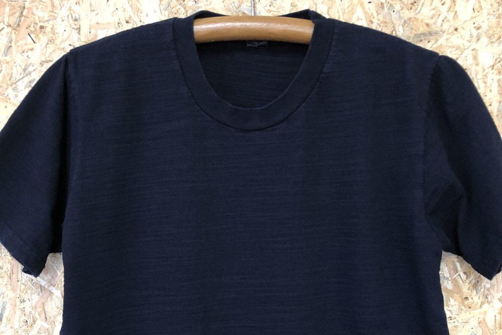 インディゴ染め:Tシャツ